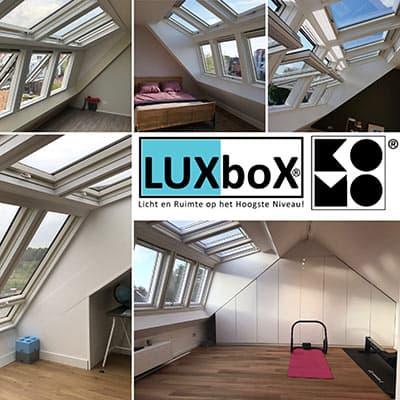 LuxBox Dakkapel